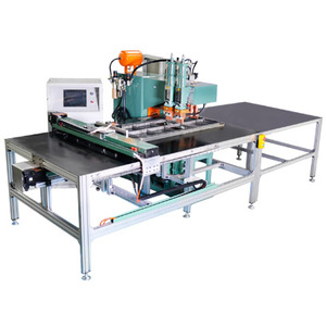 X-Y Axis Transport Welder